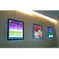 Wholesale Super Bright Black Dynamic LED Light Box Flashing Visual Advertising Display from china suppliers
