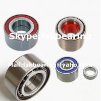 Wholesale Double Row Tapered Roller Bearing Structure 42KWD02 A Front Wheel Hub Bearing from china suppliers