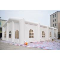 Wholesale White Color 6m High Inflatable Tent,  Inflatable Wedding Tent from china suppliers