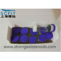 Wholesale DSIP Delta sleep inducing Human Growth Peptides , Freeze dried Polypeptide Powder from china suppliers