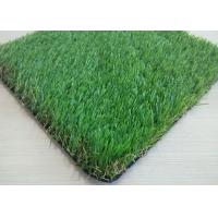 Buy cheap Straight Outdoor Artificial Turf 32mm Environmental Friendly Stem Shape from wholesalers