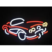 Wholesale Hand Crafted Large Letter Automotive Neon Signs With l Shaped Wall Mount Attachment from china suppliers