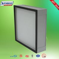 Wholesale Ceiling Aluminum Alloy Frame H13 Hepa Air Filters High Efficiency from china suppliers