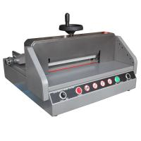 Wholesale 330mm Semi Electric Paper Cutter from china suppliers