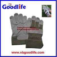 Wholesale AB Grade or B brade cow split leather gloves from china suppliers