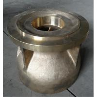 Wholesale Bronze bowl sand casting submersible pump housing pump spare kits from china suppliers