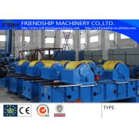 Wholesale Fit Up Rolls Welding Rotators Welding Machine For Align And Assembling Shell To Shell from china suppliers