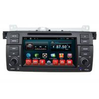 Wholesale In Dash Car Gps Navigation System , BMW DVD Players E46 M3 Z3 Z4 Rover 75 MG ZT 1998 - 2005 from china suppliers