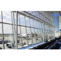 Wholesale Soundproof Low - e cleaning tempering glass curtain wall with High security from china suppliers