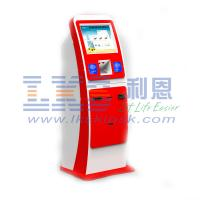 Wholesale LKS Indoor Kiosk Cash Deposit Machine Payment Terminal Android / Linux / JOS from china suppliers