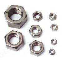 Wholesale OEM Zinc Plated / Hot-dip Galvanized Nuts Precision Hardware Parts from china suppliers