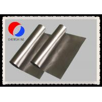 Wholesale Thickness Customized Flexible Graphite Foil 1m / 1.2m Width For Rigid Graphite Felt from china suppliers
