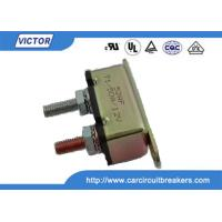 Wholesale Automatic 50A 24 Volt Dc Thermal Circuit Breaker Hand Reset Button from china suppliers