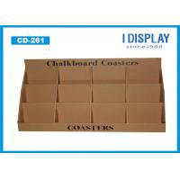 Wholesale Advertising Counter Top Display Stands 12 Cells For Wallet Retail from china suppliers