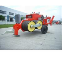 Wholesale Hydraulic Puller With Diesel Engine for transmission lines / power construction , SA-YQ180 from china suppliers