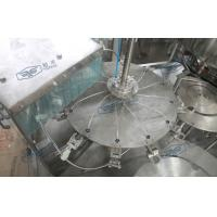 Quality 12 - 12 - 5 Monoblock 5L Liquid Filling Machines With Belt Lubrication Function for sale