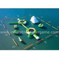 Wholesale Outside Business Ocean Inflatable Water Fun Acceptable Logo CYWP-1618 from china suppliers