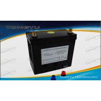 Wholesale CCA 300A LiFePO4Automotive Battery , 12V 20Ah Long Cycle Life Auto Car Battery from china suppliers