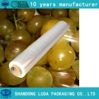 Wholesale factory direct sale lldpe pallet stretch film (hand use) filme stretch plastic film from china suppliers