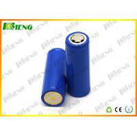 Wholesale Rechargeable Flashlight Batteries 3.7v 1400mAh Lithium Ion Battery Cell from china suppliers
