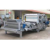 Wholesale Stainless Steel Sludge Dewatering Belt Press City Sewage Treatment from china suppliers