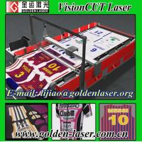 Buy cheap Printed Textile Laser Cutting Bed from wholesalers
