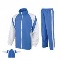 Wholesale Comfortable Children Football Microfiber Polyester Fabri Tracksuits Sportswear from china suppliers