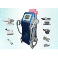 Wholesale Portable Cryolipolysis Slimming Machine Laser Lipolysis Vela Shape Vacuum Roller RF from china suppliers