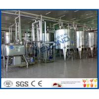 Wholesale Heat Treated Pasteurized Milk Dairy Processing Plant With Milk Pasteurization Machine from china suppliers