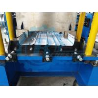 Quality Aluminium Steel Bemo Standing Seam Roll Forming Machine , Roofing Sheet Roll Forming Machine for sale