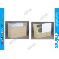 Wholesale Wood Adjustable Commercial Display Cabinets Display Stand for Retail Store from china suppliers