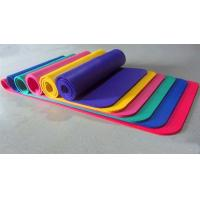 Wholesale colourful 173x61cm nbr yoga mat-exercise outdoor mat from china suppliers