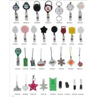 Wholesale Adjustable Lanyard Accessory Abs Retractable Badge Holder Eco-Friendly from china suppliers