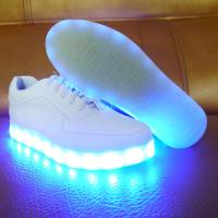 Wholesale Running shoes rechargeable outside led strip lights low power consumption from china suppliers