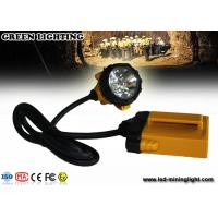 Wholesale 25000LUX strong brightness 500 meters long lighting distance rechageable led headlamp with 15hrs discharging from china suppliers