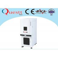 Wholesale UV Laser Automatic Marking Machine , 10W Laser Cnc Machine With 4 Station Rotate Table from china suppliers