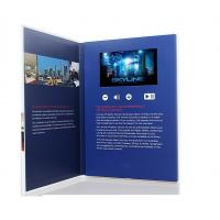 Wholesale 7 inch screen Video Postcard with swich buttons , video business cards with Sound speakers from china suppliers