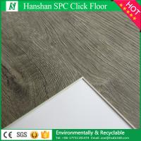 luxury cheap Stone Plastic Composite waterproof 5mm spc pvc vinyl flooring pvc tile flooring