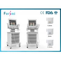 Wholesale Best face tightening treatments hifu face lift machine ultherapy machine for sale from china suppliers