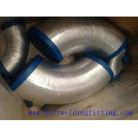Wholesale Long Radius Stainless Steel Butt Weld Fittings Steel 90 Degree Elbow from china suppliers