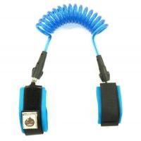 Quality Hot Selling Transparent Blue Baby Safety  Retractable Anti-lost Walking Belt for sale
