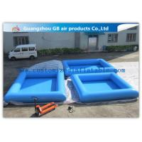 Wholesale 0.9mm Pvc Tarpaulin Small Inflatable Pool Portable Swimming Pool For Kids from china suppliers