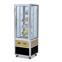 Wholesale Four Sides Glass Showcase Display Cabinets Commercial Catering Equipment Waterproof from china suppliers