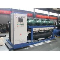Wholesale Chiller Unit Of Refrigeration Cooling Unit Water Cooled High Efficiency from china suppliers