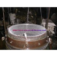 Wholesale knitting mesh machine knitted mesh machine filter mesh knitting machine from china suppliers