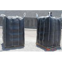Quality Polypropylene Type A jumbo bags U styles for packaging White Carbon Black, Silica for sale