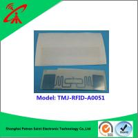 Wholesale Waterproof Paper Uhf Printable Rfid Labels / Rfid Sticker Tags from china suppliers