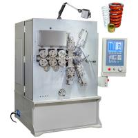 Wholesale Computerized CNC Big Compression Spring Coiling Machine With Six Axis Grey White from china suppliers
