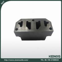 Buy cheap Tungsten carbide mold parts OEM manufacturer from wholesalers