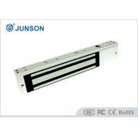 Wholesale 600lbs Electric Magnetic Security Door Locks Fail Secure with LED-JS-260S from china suppliers